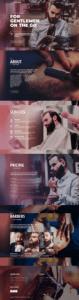 full homepage screenshot of a UI & UX design template of screencapture websitedemos net barber shop 02 2019 09 03 08 38 31