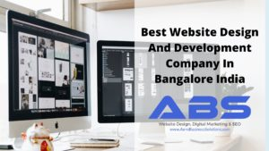 ABS The Best Website Design And Development Company In Bangalore India. Aero Business Solutions